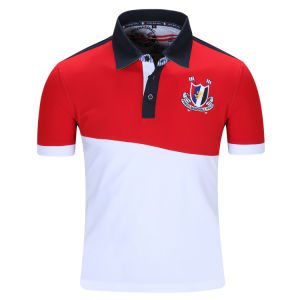 Hot Sale Mens Clothes High Quality Slim Male Polo T-Shirt pictures & photos