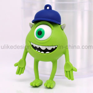Monster University Mike PVC USB Flash Drive (UL-PVC024-01) pictures & photos