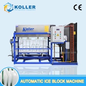 Directly Freezing Without Salt Aluminium Plate Block Ice Machine (DK15) pictures & photos