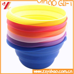 Wrestling High Quality Baby Silcone Bowl Ketchenware Customed (YB-HR-139) pictures & photos