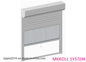 Insect Screen/Fly Screen Inside Roller Shutters, Mkroll System pictures & photos