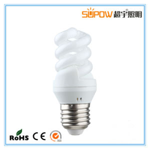 Full Spiral 8W T3 ESL/CFL Energy Saving Lamp pictures & photos