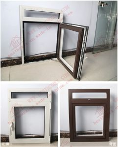 Thermal Break Aluminium Casement Window (BHA-CW46) pictures & photos