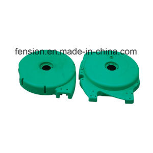 Injection Plastic Part of Pump Shell pictures & photos