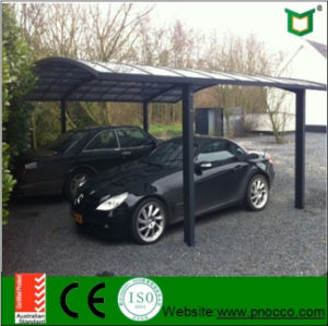 Top Quality Aluminum Alloy Garden Shed, Carports and Canopies with Polycarbonate Roof pictures & photos