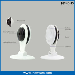 Smart Indoor WiFi IP Web Camera for Home Security pictures & photos