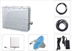 Cell Phone Signal Booster Double Band, CDMA800 signal Booster, GSM1900 signal Booster pictures & photos