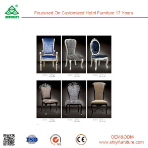 Hotel Restaurant Wood Furniture Dining Chair pictures & photos