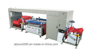 Auto Roll to Roll Screen Printing Machine for Non Woven Fabric