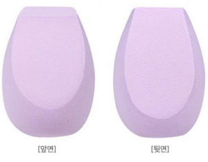 Three Cut Makeup Sponge Latex Free pictures & photos