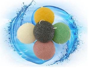 Natural Soft Cleaner Konjac Facial Sponge pictures & photos