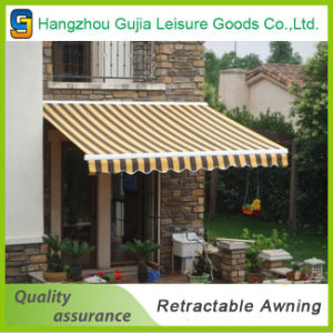 Durable Wholesale Convenient Patio Ratractable Awning