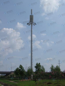 Customed Steel Structure Communication Tower pictures & photos