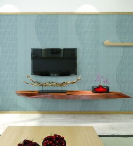 31046 Guangzhou Supplier Vinyl PVC 3D Design Wallpaper for House Wall Decoration pictures & photos