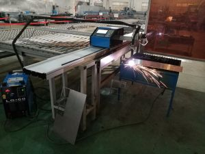 small Portable mini sheet metal CNC Plasma Cutting Machine pictures & photos