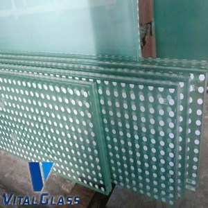 Laminated Glass for Building Glass with Csi pictures & photos