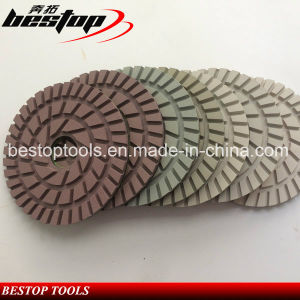 Bestop Wet/Dry Diamond flexible Polishing Pad pictures & photos