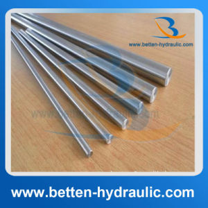 Qpq Hydraulic Piston Rod Chrome Plated Steel Hydraulic Cylinder Piston Rod pictures & photos