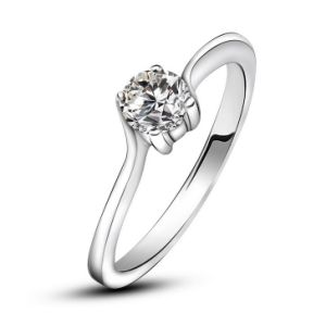 Wedding Ring Platinum Plating Stainless Jewelry pictures & photos