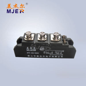 Thyristor Power Module MTC 25A 1600V SCR Silicon Controlled Rectifier pictures & photos