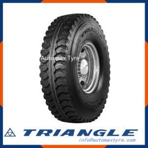Tr669-Js 10.00r20 Wholesale EU Label Design Dump Trucks and Cement-Stirring Truck Tyre pictures & photos