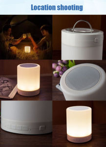 Smart Bluetooth Music Lamp APP pictures & photos