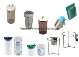 Medical Suction Pump Jar pictures & photos