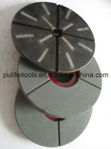 Diamond Tools Resin Bonded Polishing Wheel for Abrasive Stone pictures & photos