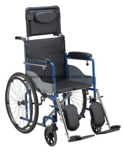 Aluminum Alloy Wheelchair pictures & photos