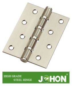 "4""X3"" Steel or Iron Door Hardware Fastener Hinge (JH4030-2BB) pictures & photos"