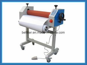 BFT-650E Electric and Manual Cold Laminator With Adjustable Speed pictures & photos