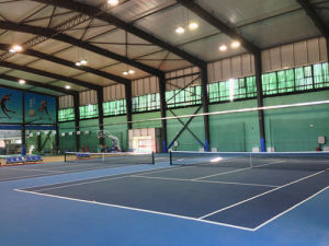 Steel Structure Space Frame for Tennis Court pictures & photos