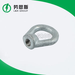 5/8′′ Oval Eye Nut Used for Deadending with Suspension or Strain Insulaotr pictures & photos