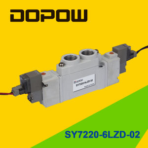 Pneumatic Solenoid Valve/Directional Control Valve Sy Series pictures & photos