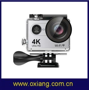 2.0 Inch Waterproof 30m Video Camera H9 Ultra HD 4k Action Camera 170 Degrees Wide Angle WiFi Sports Camera Sj6000 pictures & photos