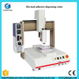 CE Certificated Industrial Hot Glue Dispensing Robot pictures & photos