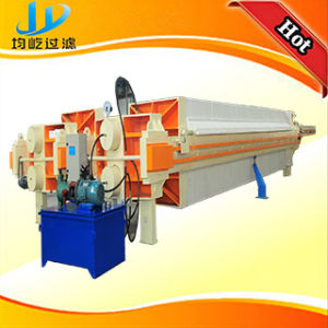 PLC Control Automatic Dewatering Membrane Filter Press pictures & photos