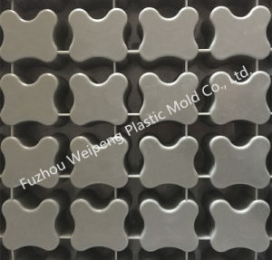 Plastic Injection Mould Concrete Spacers Mold for High-Speed Railway Application (MH30354042-YL) pictures & photos