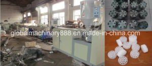 Multi Holes Pipe Mbbr Biofilter Media Production Line pictures & photos