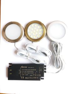 Ultra Thin LED 15W Plastic Power Supply for Cabinets pictures & photos