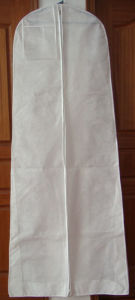 Customer Dustproof Garment Wedding Dress Suit Bag Cover pictures & photos