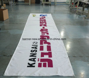 Shiny Full Color Polyester Fabric Banners (SS-SF-93) pictures & photos