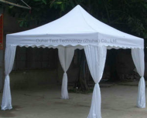 Qualified 3m X 3m Aluminium Frame Pop up Tent Gazebo for Party Wedding