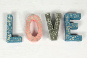 Lettering Sticker/Decoration Wall Decal Lettering Love pictures & photos
