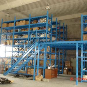 Storage Pallet Rack Supported Steel Mezzanine Rack pictures & photos