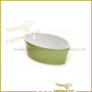 Oval Ceramic Ovenwares pictures & photos