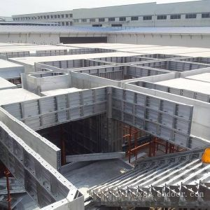 Customized Aluminum Formwork for Concrete Walls