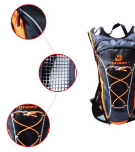 Outdoor Running Hiking Cycling Sports Backpack pictures & photos