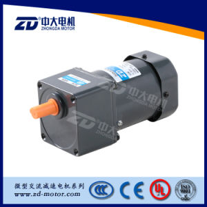 AC Reversible Gear Motor Normal Type, zd motor pictures & photos