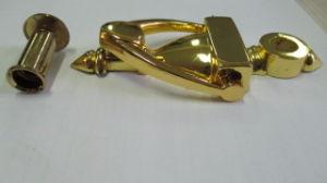 Zinc Alloy Door Knocker with Door Viewer (ZH-401)) pictures & photos